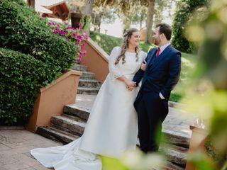 La boda de María y Paco