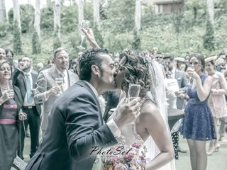 La boda de Silvia y Jesús