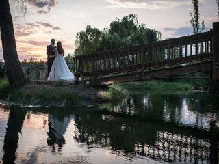 La boda de Lidia y Josemari