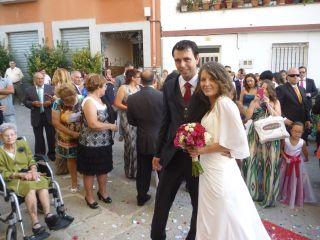 La boda de Carolina y Javier