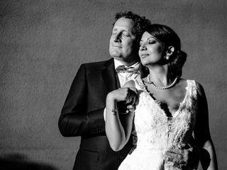 La boda de Margarita y David