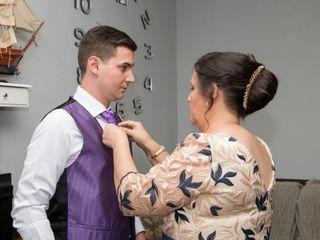 La boda de Miguel Ángel y Araceli 1