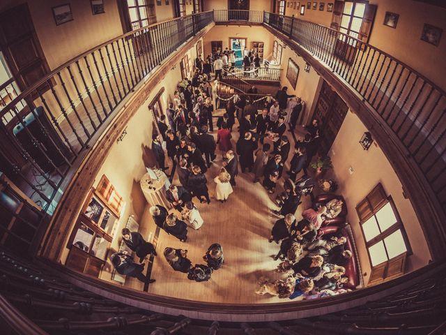 La boda de Adriano y Elena en Chinchilla De Monte Aragon, Albacete 43