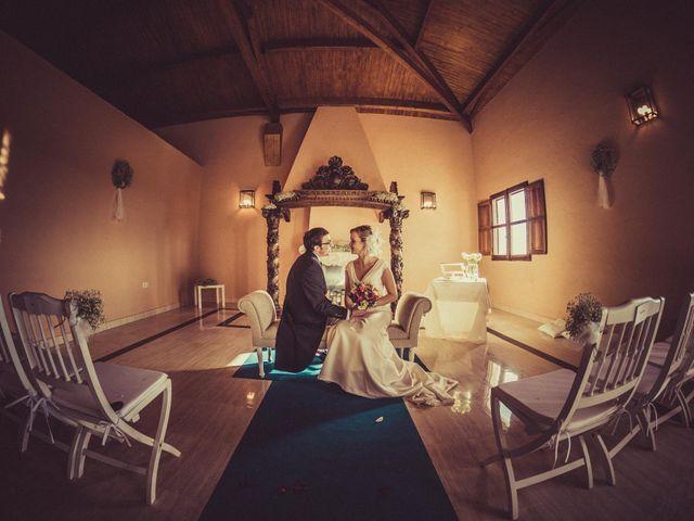 La boda de Adriano y Elena en Chinchilla De Monte Aragon, Albacete 78