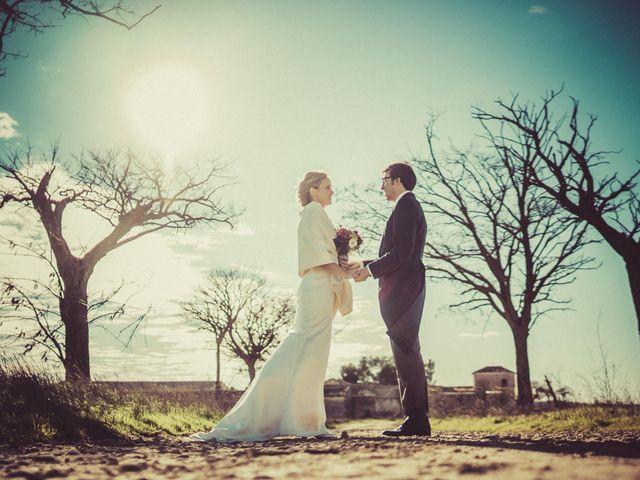 La boda de Adriano y Elena en Chinchilla De Monte Aragon, Albacete 82