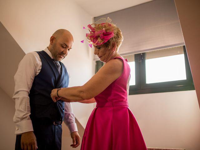 La boda de Juan y Estibaliz en Villacañas, Toledo 6