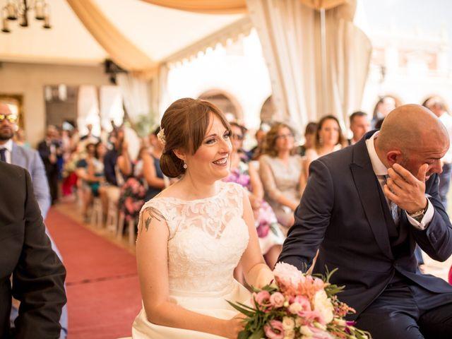 La boda de Juan y Estibaliz en Villacañas, Toledo 14