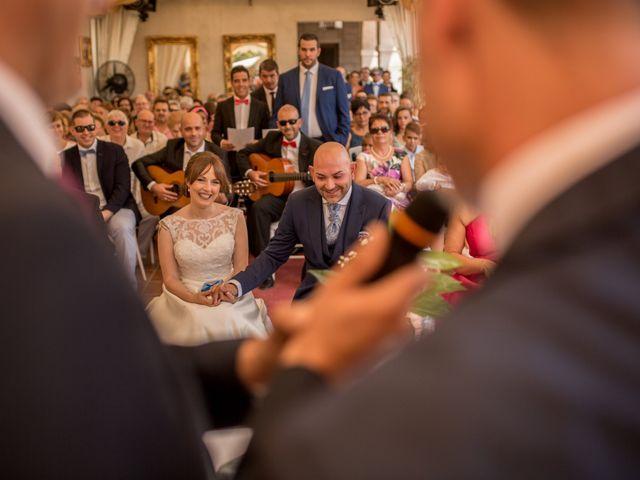 La boda de Juan y Estibaliz en Villacañas, Toledo 15