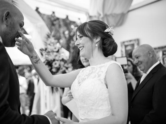 La boda de Juan y Estibaliz en Villacañas, Toledo 20