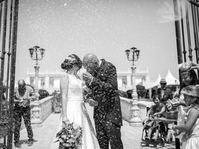 La boda de Juan y Estibaliz en Villacañas, Toledo 22