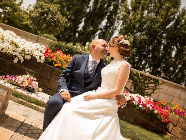 La boda de Juan y Estibaliz en Villacañas, Toledo 23