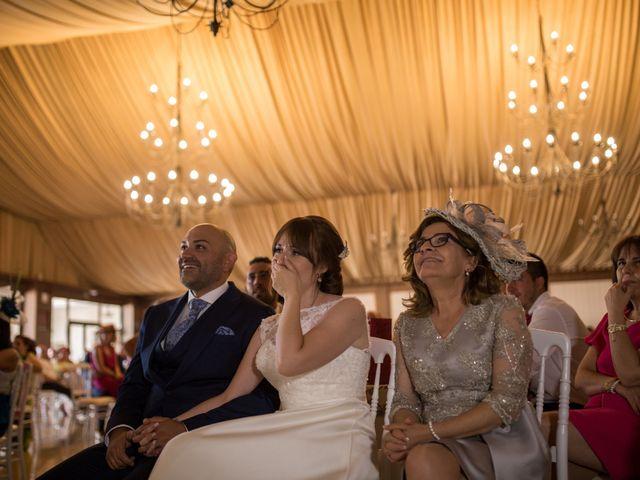 La boda de Juan y Estibaliz en Villacañas, Toledo 27