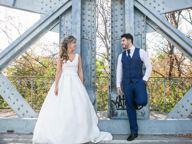 La boda de Adrián y Yaiza en Pinto, Madrid 2