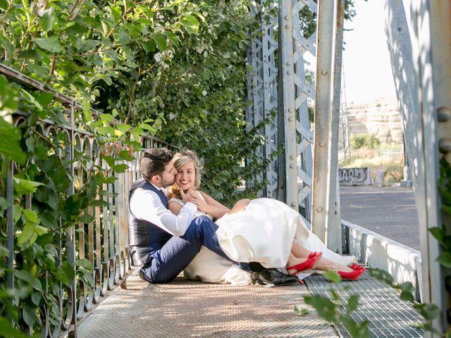 La boda de Adrián y Yaiza en Pinto, Madrid 6