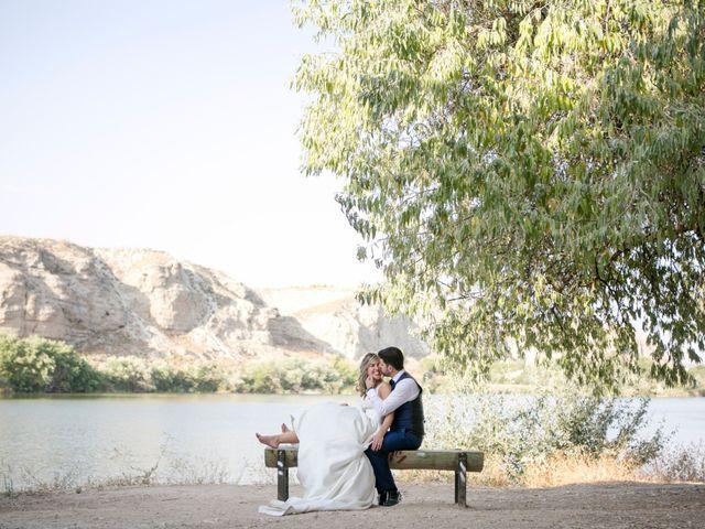 La boda de Adrián y Yaiza en Pinto, Madrid 9