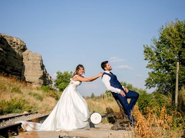 La boda de Adrián y Yaiza en Pinto, Madrid 11