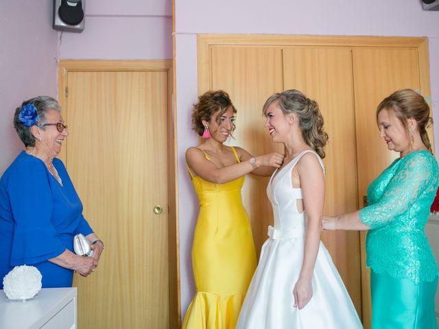 La boda de Adrián y Yaiza en Pinto, Madrid 31