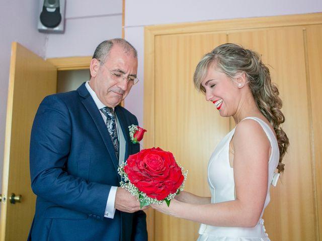 La boda de Adrián y Yaiza en Pinto, Madrid 33