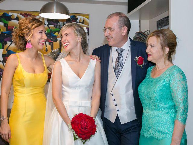 La boda de Adrián y Yaiza en Pinto, Madrid 36