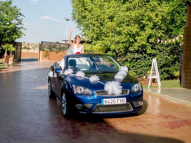 La boda de Adrián y Yaiza en Pinto, Madrid 42