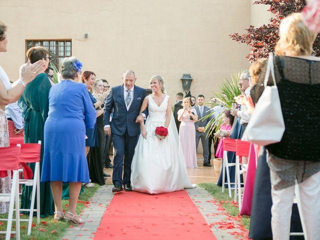 La boda de Adrián y Yaiza en Pinto, Madrid 43