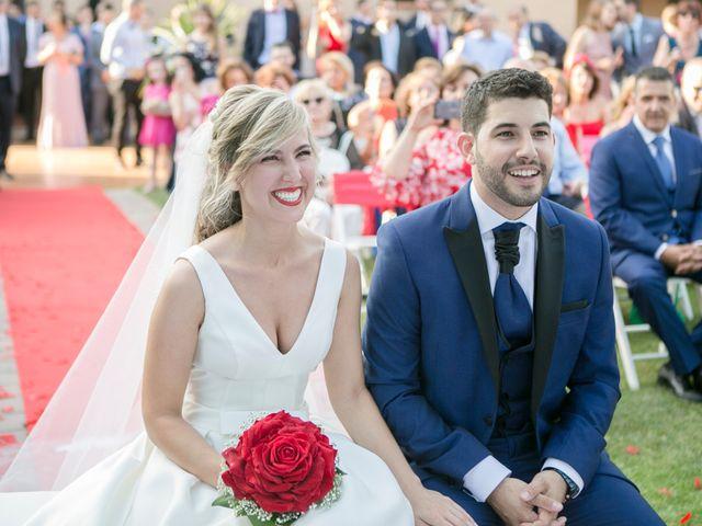 La boda de Adrián y Yaiza en Pinto, Madrid 45
