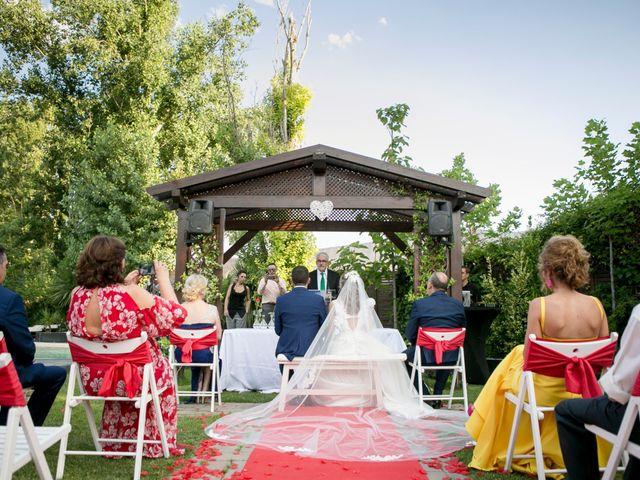 La boda de Adrián y Yaiza en Pinto, Madrid 46