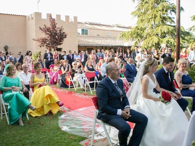 La boda de Adrián y Yaiza en Pinto, Madrid 47