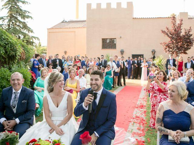 La boda de Adrián y Yaiza en Pinto, Madrid 49
