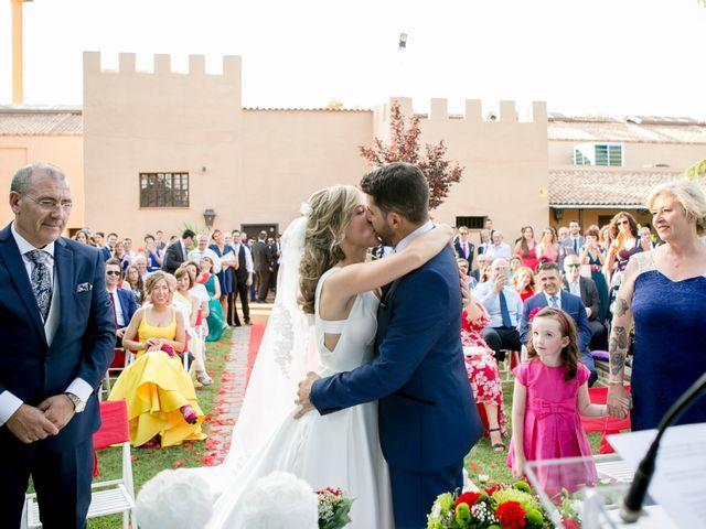 La boda de Adrián y Yaiza en Pinto, Madrid 51
