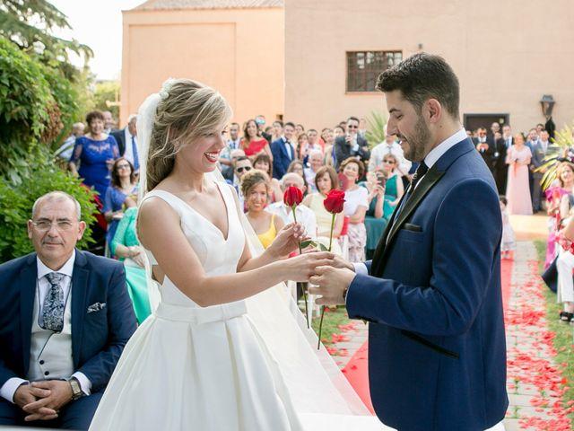 La boda de Adrián y Yaiza en Pinto, Madrid 52