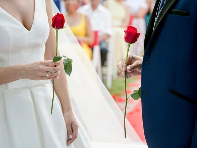 La boda de Adrián y Yaiza en Pinto, Madrid 53