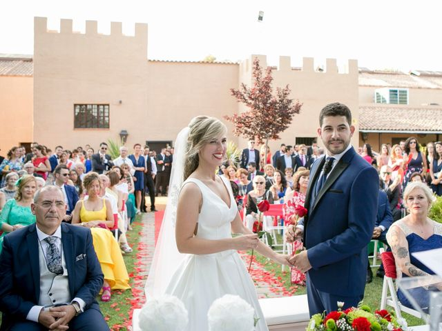 La boda de Adrián y Yaiza en Pinto, Madrid 54