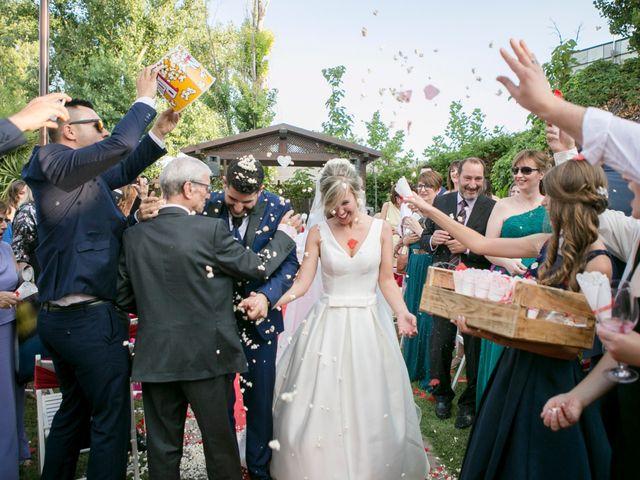La boda de Adrián y Yaiza en Pinto, Madrid 56