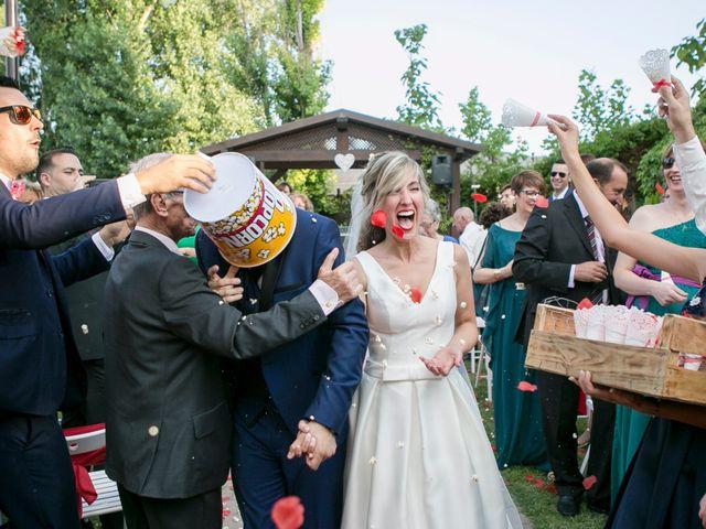 La boda de Adrián y Yaiza en Pinto, Madrid 57