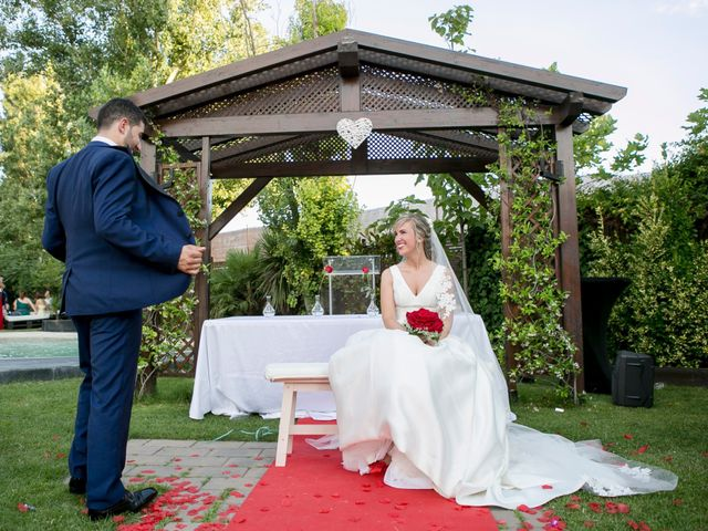 La boda de Adrián y Yaiza en Pinto, Madrid 58