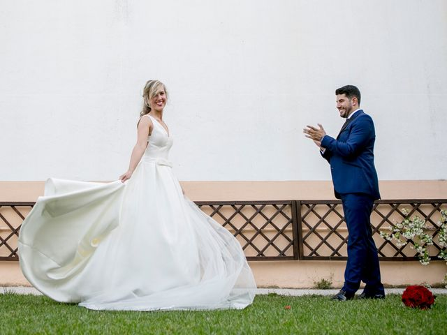 La boda de Adrián y Yaiza en Pinto, Madrid 59