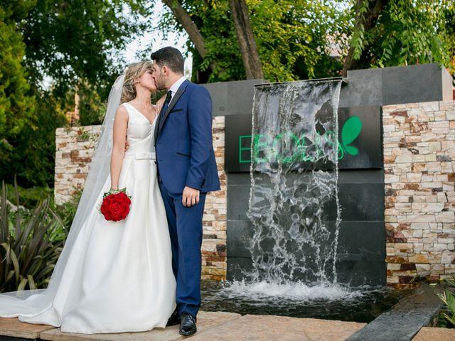 La boda de Adrián y Yaiza en Pinto, Madrid 1