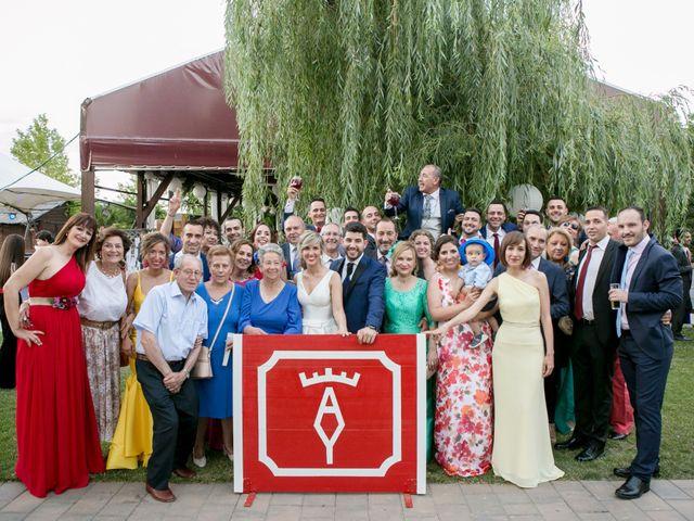 La boda de Adrián y Yaiza en Pinto, Madrid 69