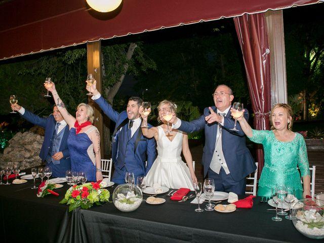 La boda de Adrián y Yaiza en Pinto, Madrid 77