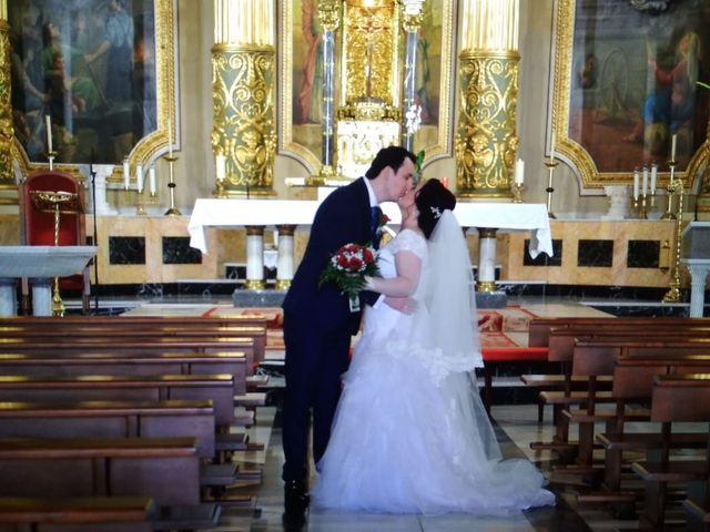La boda de Agustín y Gema en Alcantarilla, Murcia 1