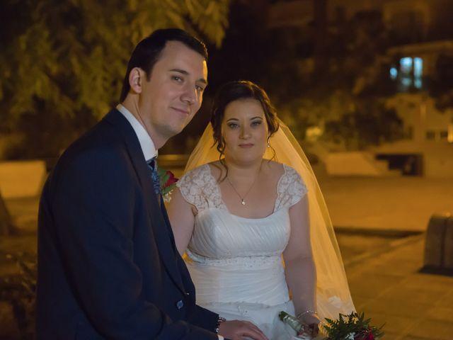 La boda de Agustín y Gema en Alcantarilla, Murcia 3