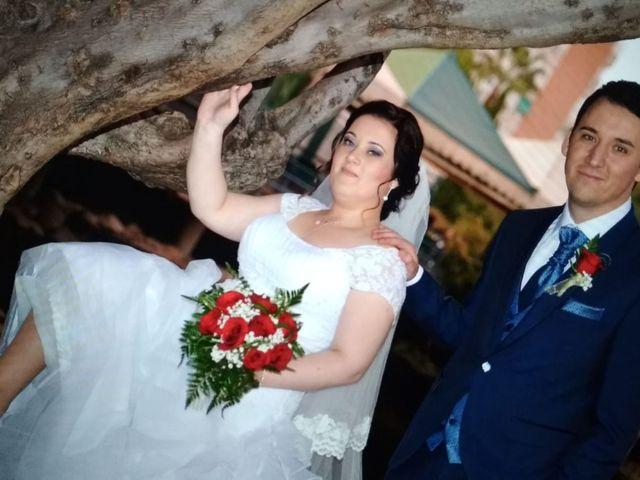 La boda de Gema y Agustín