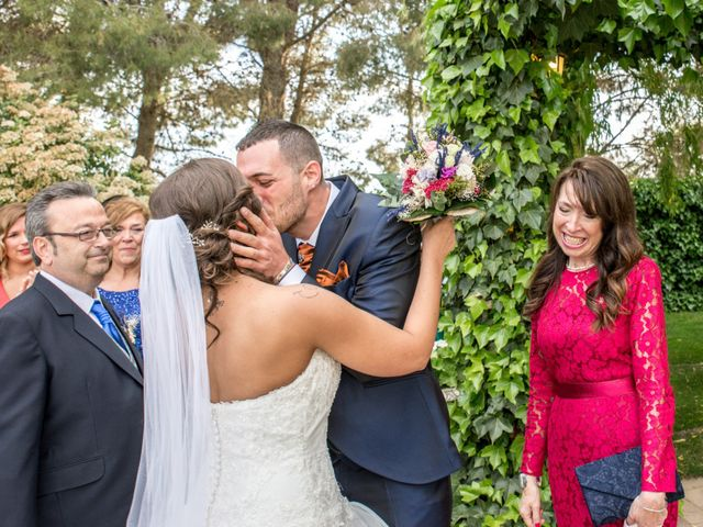 La boda de Alex y Maria en Almudevar, Huesca 8