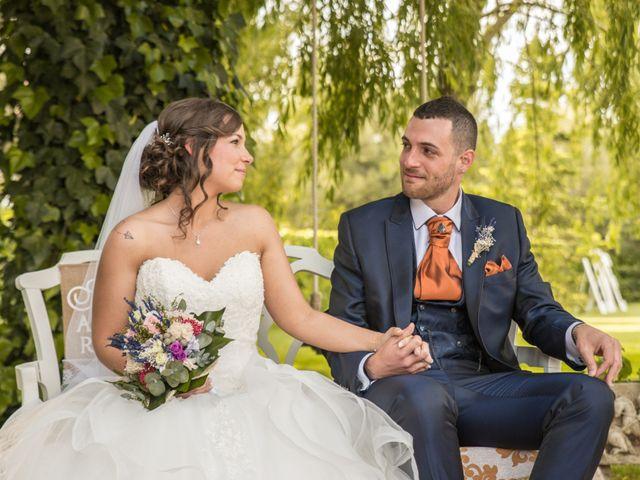 La boda de Alex y Maria en Almudevar, Huesca 9