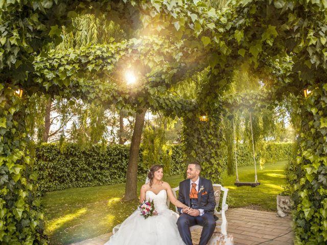 La boda de Alex y Maria en Almudevar, Huesca 10