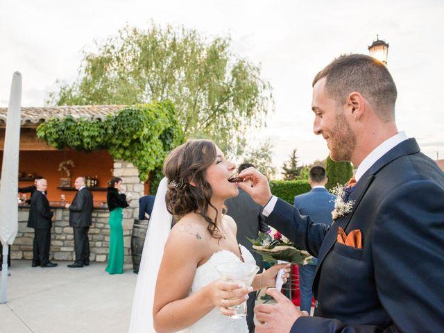 La boda de Alex y Maria en Almudevar, Huesca 12