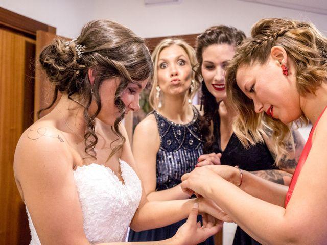 La boda de Alex y Maria en Almudevar, Huesca 22