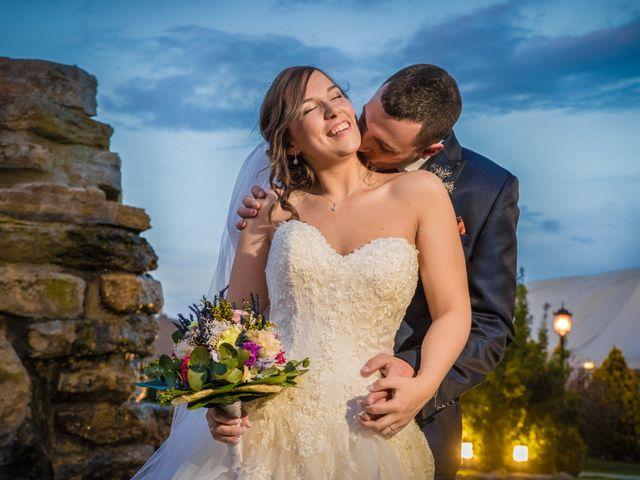 La boda de Alex y Maria en Almudevar, Huesca 27