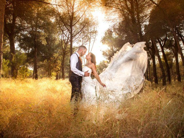 La boda de Alex y Maria en Almudevar, Huesca 31